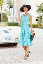 Poppy Print Dress