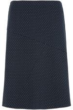 Pin Dot Flippy Skirt
