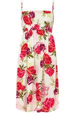 Floral Print Multiway Beach Dress