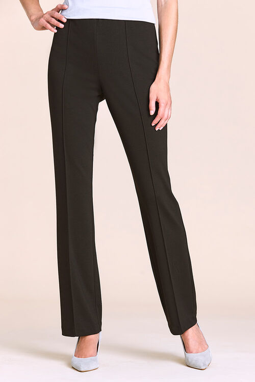 Ponte Comfort Waist Trousers