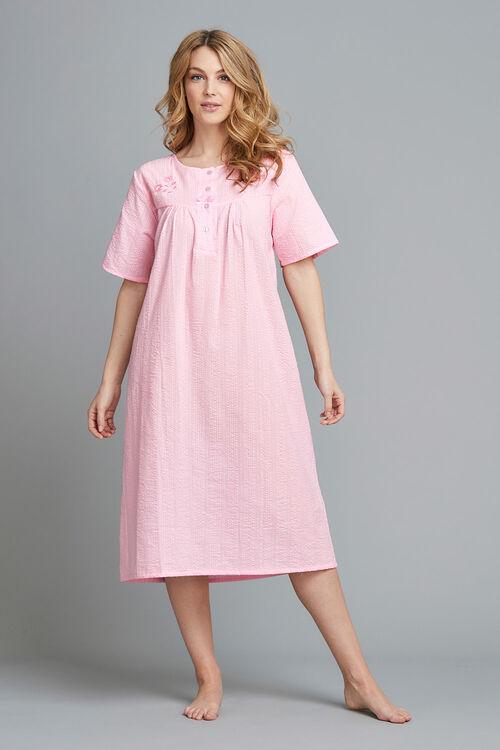 Seersucker Nightdress