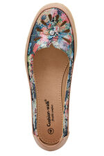 Cushion Walk Floral Slip On Shoe