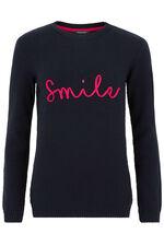 Smile Logo Jumper