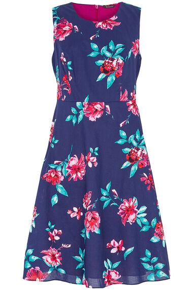 Cotton Voile Dress