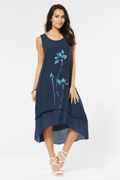 Izabel Double Layer Dress