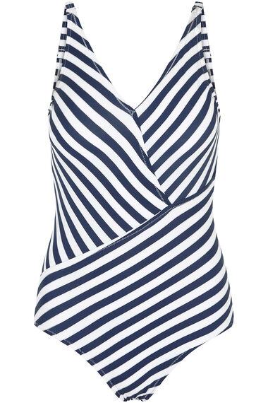 Dorina Stripe Print Swimsuit