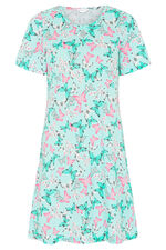 Butterfly Print Nightshirt