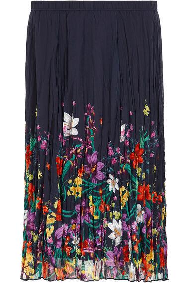 Crinkle Skirt