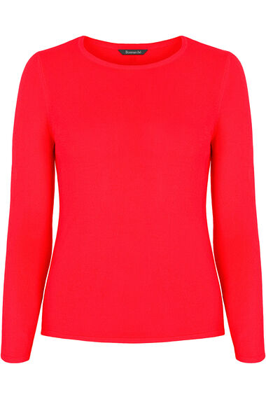 Supersoft Round Neck Jumper