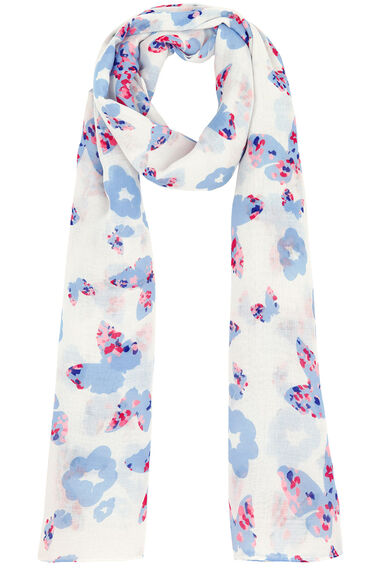Butterfly Printed Scarf
