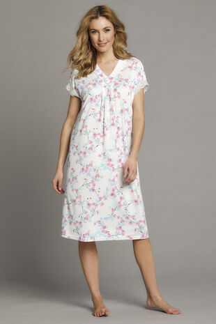 Twig Floral Nightdress