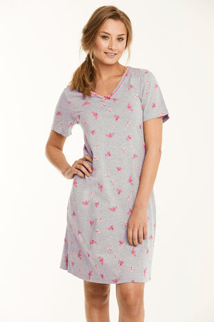 Bee Print Nightdress