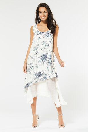 Izabel Floral Tunic Dress