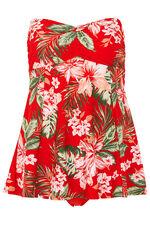 Tropical Print Multiway Swimdress