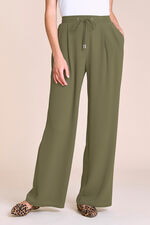 Crepe Palazzo Trousers