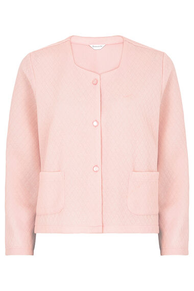 Pink Bed Jacket