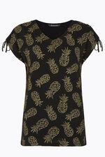 Glitter Pineapple T-Shirt