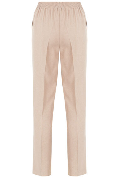 Pull On Classic Leg Trousers