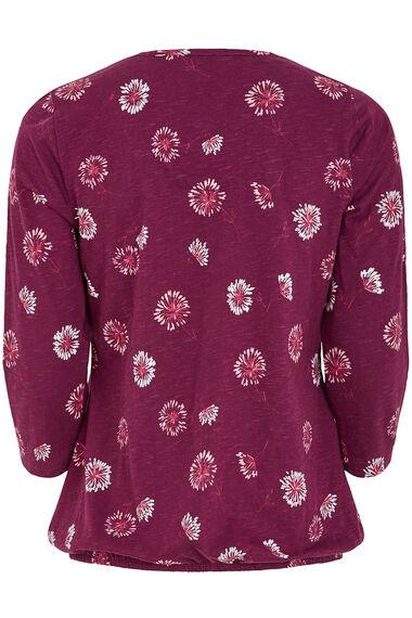 Dandelion Print T-Shirt