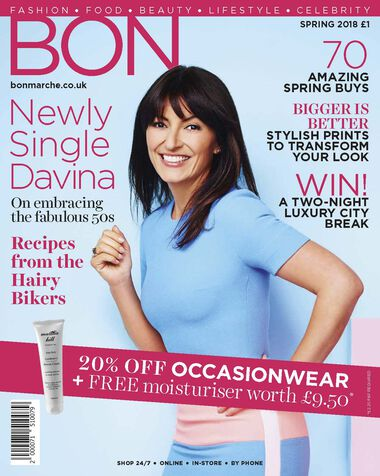 BON Magazine – Spring 2018