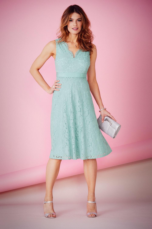 Harvey Lace Dress