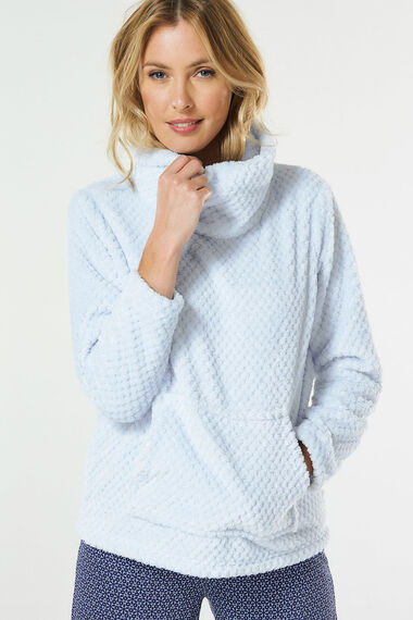 Cowl Neck Snuggle Top