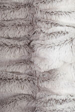 Faux Fur Elasticated Scarf