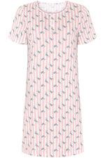 Sausage Dog Stripe Nightdress