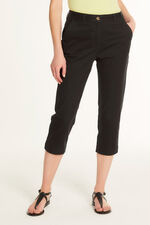 Soft Touch Capri Trousers