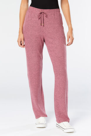 Soft Touch Wide Leg Jog Pant