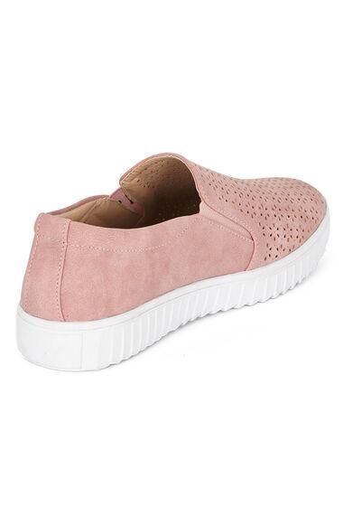 Cushion Walk London Slip On Cut Out Shoe