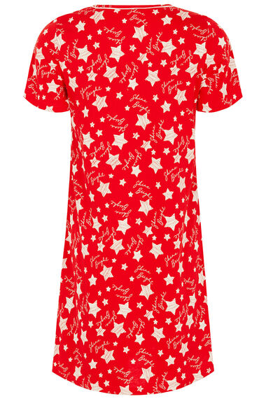 Star Print Nightdress