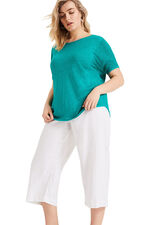 Studio 8 Caila Linen Crop Trousers