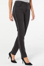 Side Stripe Susie Slim Leg Jean