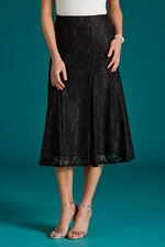 Lace A line Skirt