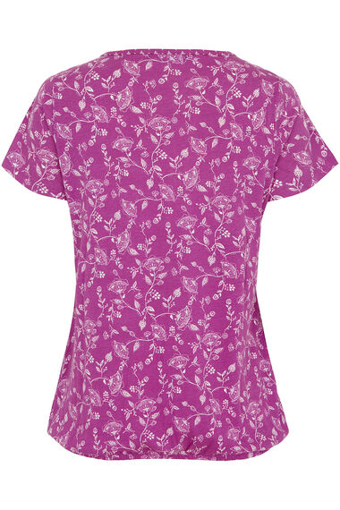 Mix & Match Indian Floral T-Shirt