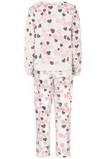 Stella Morgan Heart Print Loungewear Set