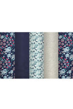 Floral Spot 5 Pack Brief