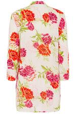 Pure Cotton Lightweight Floral Print Shirt