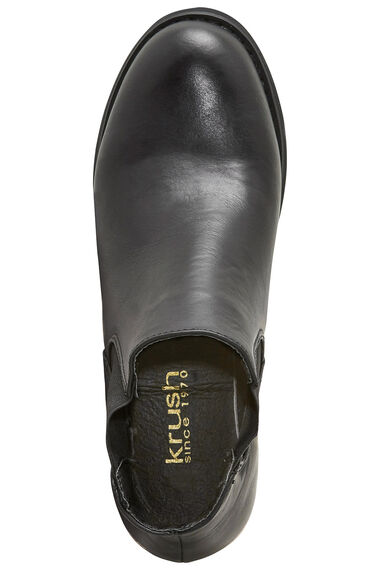 Krush Gold Trim Chelsea Boot