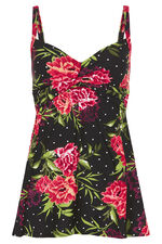 Floral Print Swimdress