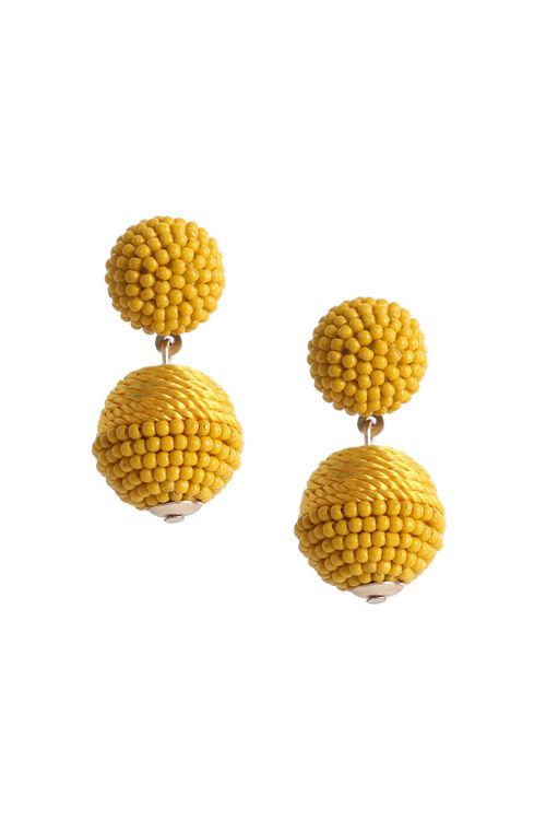 Muse Seedbead Drop Earring