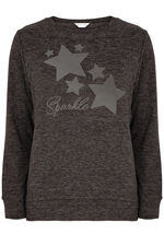 Star Placement Loungewear Set
