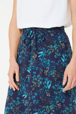 Water Colour Toggle Skirt