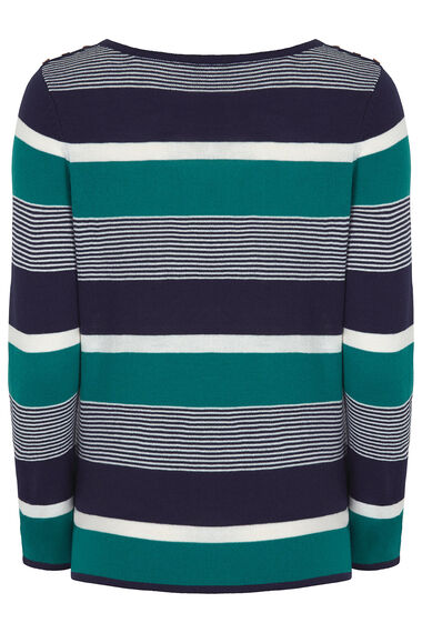 Supersoft Stripe Jumper