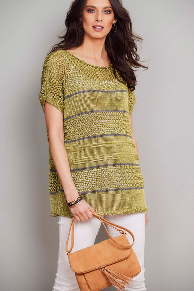 Join Us Crochet Jumper