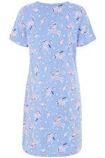 Bird Floral Nightshirt