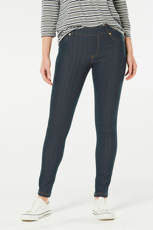 Izabel Stitch Detail Jeggings