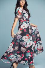 Scarlett & Jo Emily Floral Maxi Dress