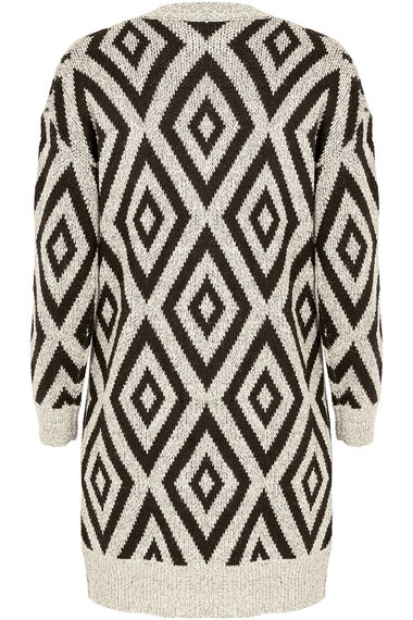 Stella Morgan Geometric Cardigan